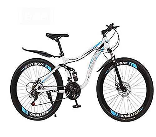 LJLYL Bicicleta de Bicicleta de montaña de 26 Pulgadas, Bicicleta MTB con...