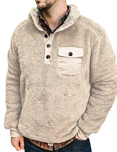 Sherpa Jacket for Men's