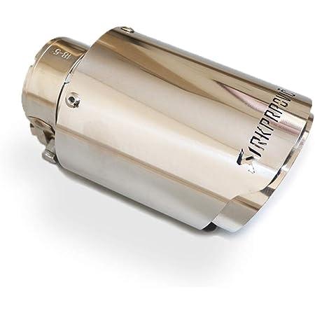 Jgf 48 51 54 57 60 63 66 70 73 76 80 84 89mm Auspuffblende Auspuffblende Universal Auspuffblende Edelstahl Auspuff Blende Mehrere Größen Verfügbar 1pc 60mm Auto