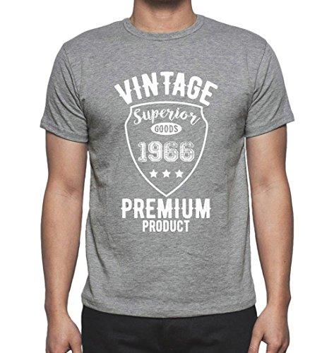 1966 Cumpleaños de 55 años Vintage Superior, Regalo cumpleaños Hombre, Camisetas Hombre cumpleaños, Vendimia Superior Camiseta Hombre, Camiseta Regalo, Regalo Hombre