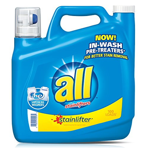 All Ultra Stain Lifter HE Liquid Laundry Detergent - 150oz
