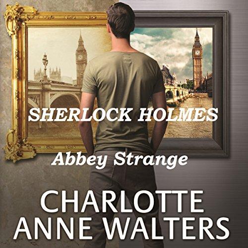 Abbey Strange audiobook cover art