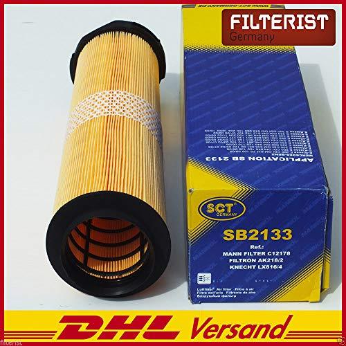 SCT Luftfilter SB 2133, Referenznummer: C 12 178