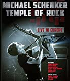Michael Schenker Temple of Rock: Live in Europe [Blu-ray] [Import]