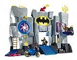 Imaginext - Batcueva, Figuras y Set de Juegos de acción (Mattel W8574)
