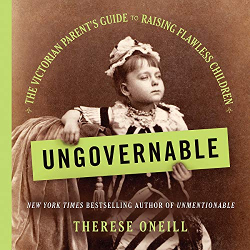Ungovernable audiobook cover art