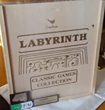Labyrinth Classic Games Collection Maze Board Game w/ Metal Ball