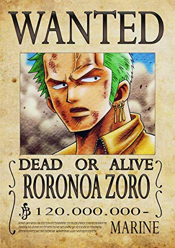 Póster One Piece marca My Little Poster
