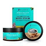 Pilgrim Body Scrub & Polish for Exfoliation, Tan Removal, Skin Lightening & Deep Cleaning, Men and...