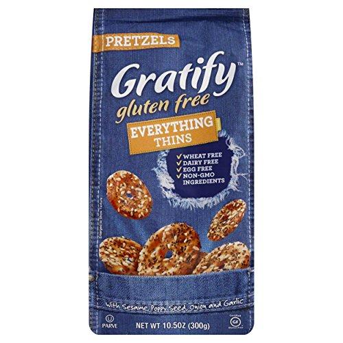 Gratify Prtzl Evertyhing Thins Gf 10.5oz