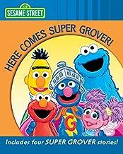 Here Comes Super Grover! (Sesame Street Series)