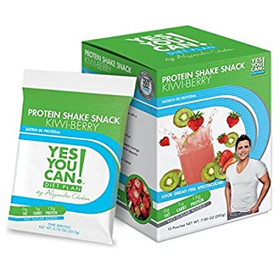 Yes You Can! Diet Plan: Protein Shake Kit (3 Boxes)