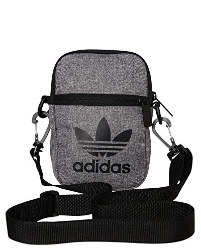 adidas Originals Citybag MEL FEST BAG ED8687 Grau, Size:ONE SIZE