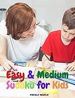Easy and Medium Sudoku for Kids