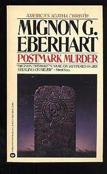 Postmark Murder 0446311812 Book Cover