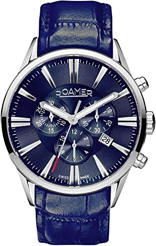 Roamer 508837 41 40 05 Superior Chrono horloge 44 mm