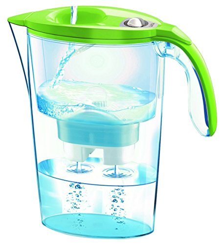 Laica J460H Karaffe 2.3l Grün - Wasserfilter