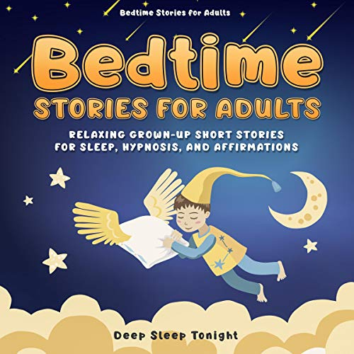 Bedtime Stories for Adults  By  cover art