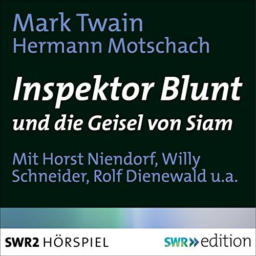 Inspektor Blunt und die Geisel von Siam Titelbild