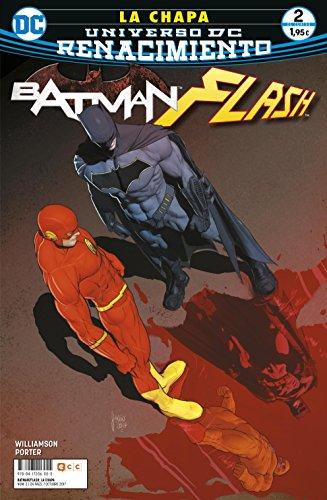 Batman/ Flash: La chapa O.C.: Batman/Flash: La chapa 2