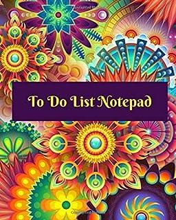 To Do List Notepad: Planner checklist organizer (Schedule Planner)