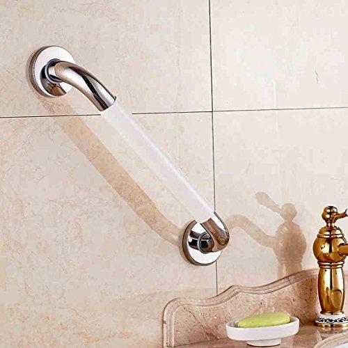 WEBO HOME- barres de bain de sécurité accessible aux fauteuils roulants toilettes toilettes poignée antidérapante en acier inoxydable bain wc pour handicapés -Main courante de salle de bain