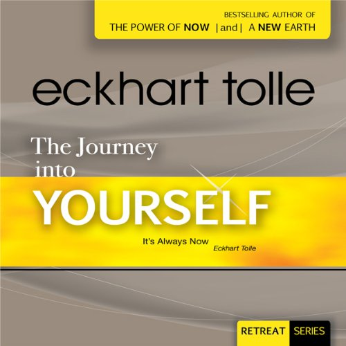 The Journey Into Yourself audiobook cover art