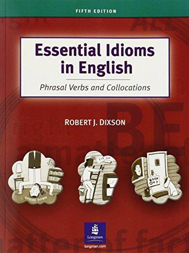 ESSENTIAL IDIOMS IN ENGLISH (N/E)の詳細を見る