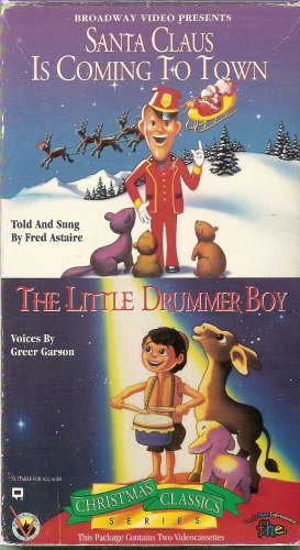 Santa Claus Is Coming to Town & The Little Drummer Boy