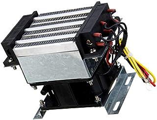 SNOWINSPRING Calentadores EléCtricos Temperatura Constante Calentador de Ventilador Industrial PTC 300W 220V AC Incubador de Aire Calentador de Ventilador de Aire Dispositivo de Secado