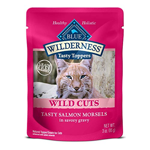 Blue Wilderness Tasty Toppers Wild Cuts