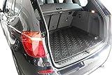 J&J AUTOMOTIVE | Premium Tapis DE Coffre Caoutchouc Compatible avec BMW X3 F (25) 2011-2018