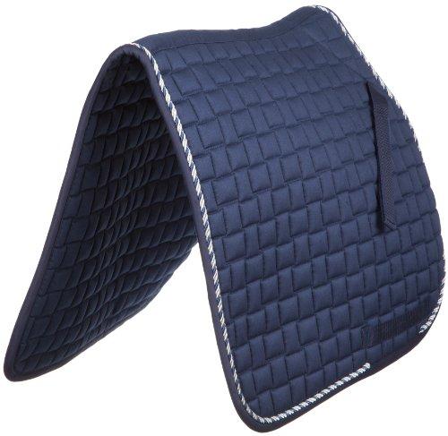 Ultrasport - Silla de Montar de hípica, tamaño FS DR, Color Azul