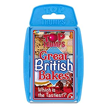Top Trumps - British Bakes - Quirky Baking Gifts - Open for Christmas