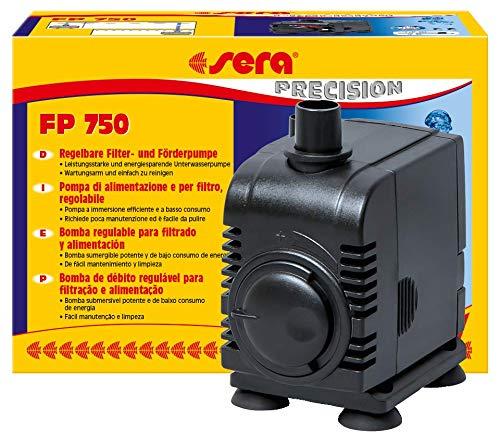 Sera 30600 de Bomba de extracción y filtro FP 750 regulable