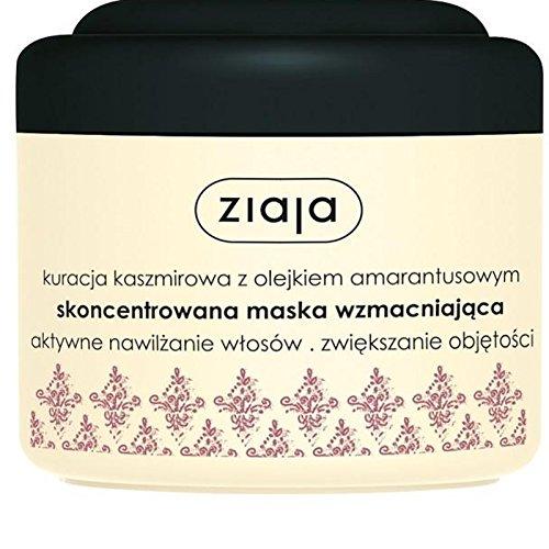 ZIAJA Masque capillaire concentré renforcé à l'huile d'amarante 200 ml