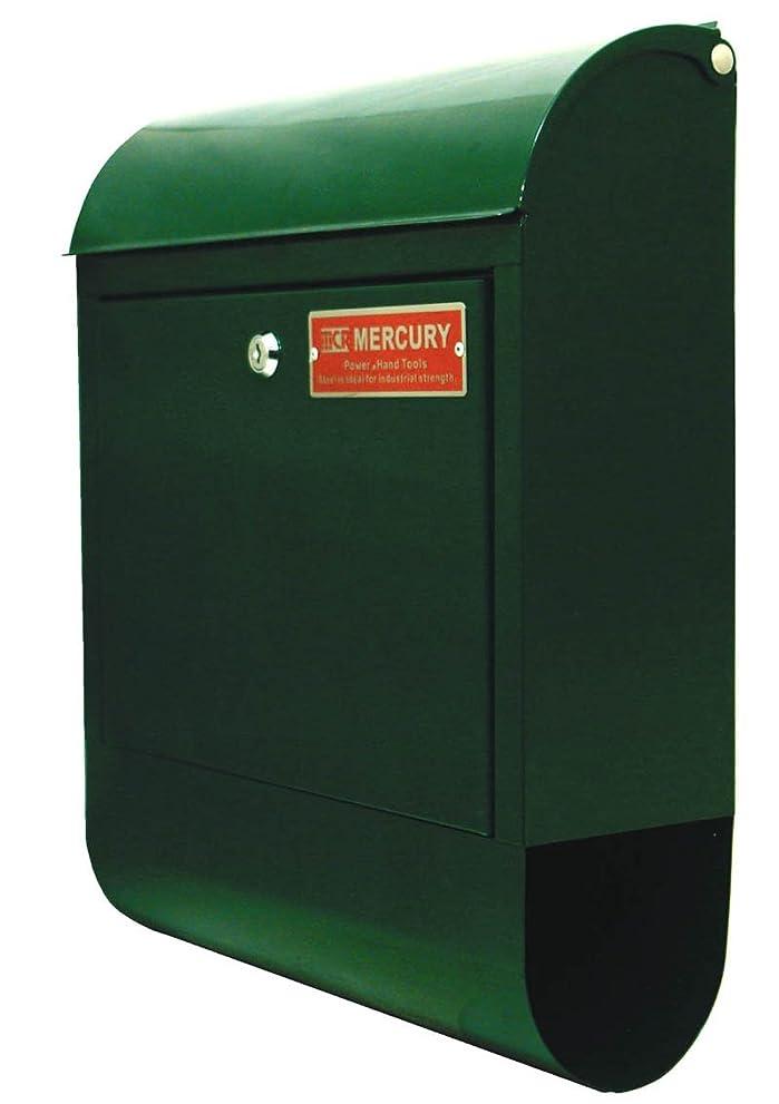 チャットドレイン紳士気取りの、きざなMERCURY Mail Box グリーン C062GR