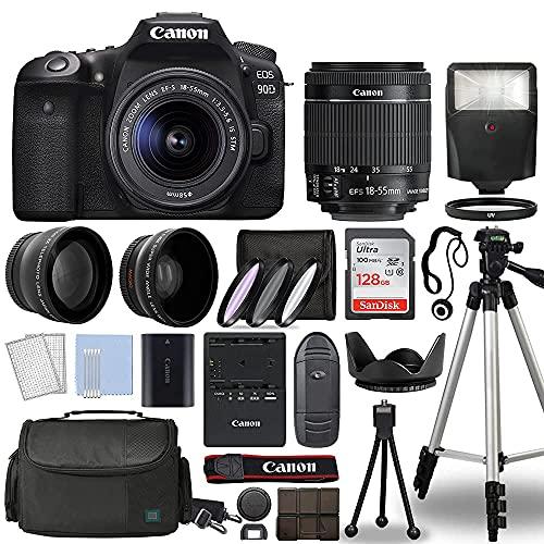 Canon EOS 90D Digital SLR Camera Bo…