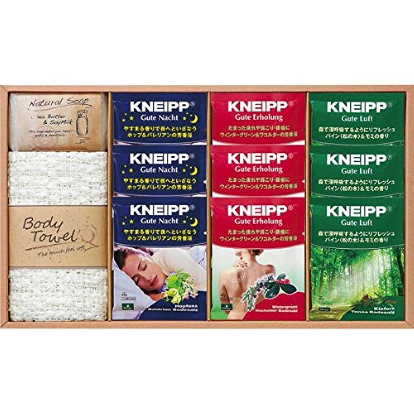 親密な失業乗算【ギフトセット】 クナイプギフトセット KNIP-25
