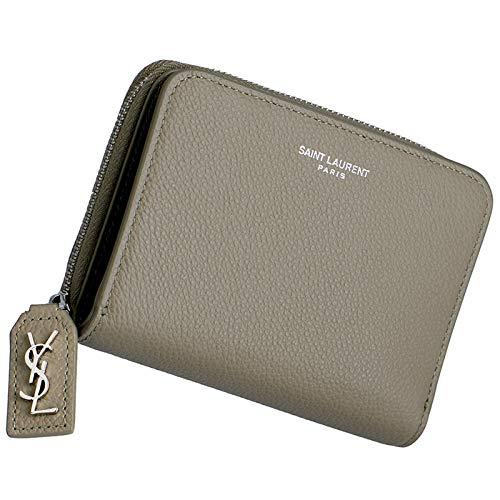 サンローラン『サンローランパリ2つ折り財布』
