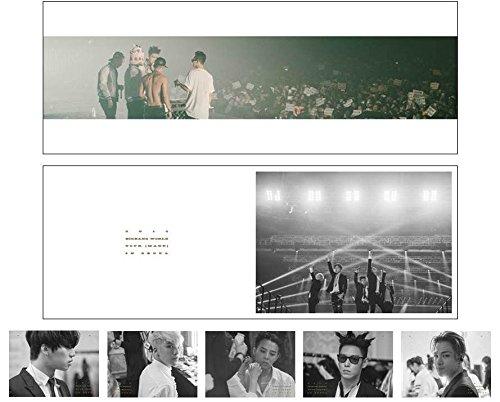 『2015 BIGBANG WORLD TOUR [MADE] IN SEOUL DVD』の1枚目の画像