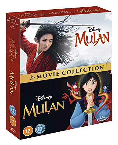 Mulan BD Double pack [Blu-ray] [UK Import]