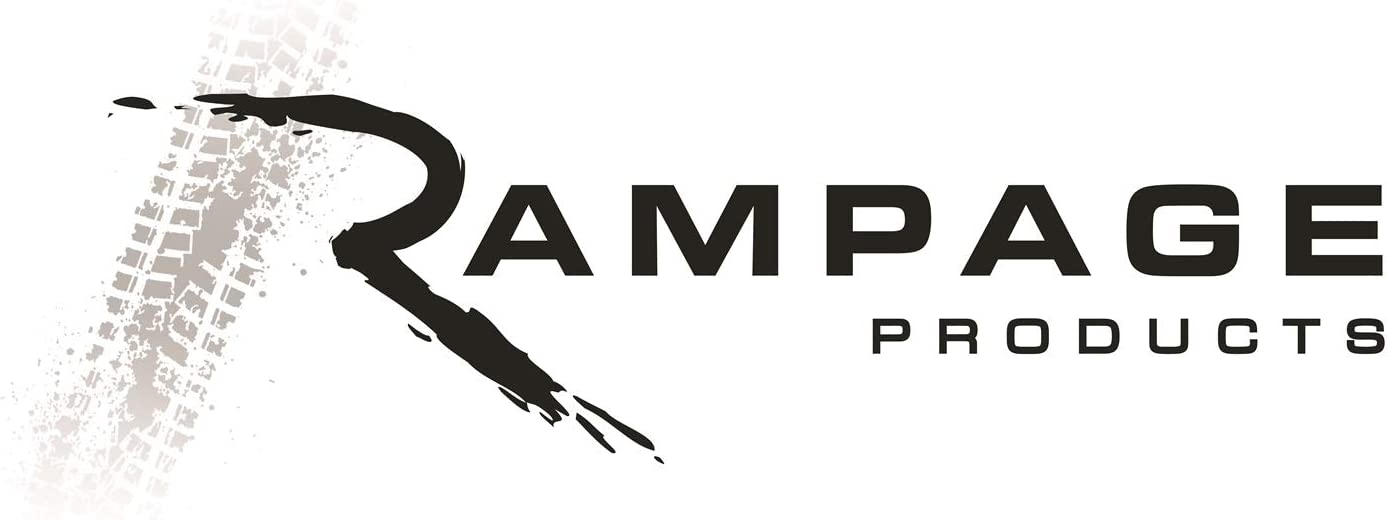 RAMPAGE PRODUCTS 89999 Black Adjustable Bar Great interest Spreader 1987-19 for Credence