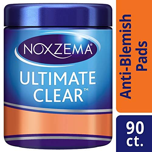 Noxzema Face Pads Anti Blemish 90 ct (Pack of 2)