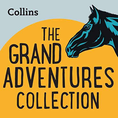 Couverture de The Grand Adventures Collection