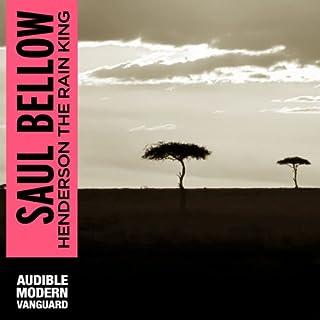 Henderson the Rain King  audiobook cover art