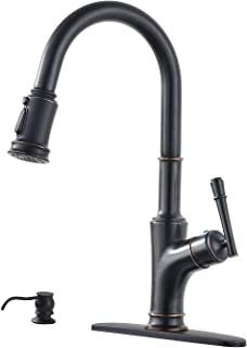 Best delta oil rubbed bronze pull out kitchen faucet Reviews
