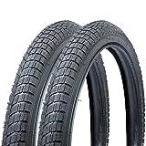 Fincci Par 20 x 1,95 Neumáticos Cubiertas para BMX o Niños...