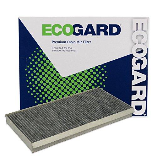 ECOGARD XC25838C Premium Cabin Air Filter with Activated Carbon Odor Eliminator Fits Saab 9-3 2006-2011, 9-4X 2011, 9-3X 2010-2011