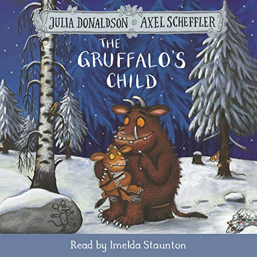 『The Gruffalo's Child』のカバーアート